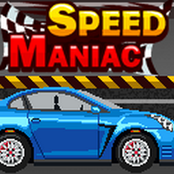 Speed Maniac game