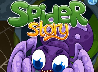Spider Story game