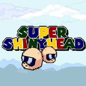 Super ShinyHead – Harder than Flappy Bird game