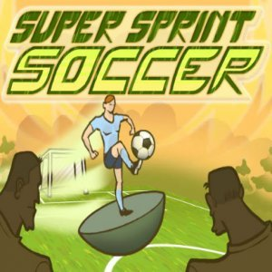 Super Sprint Soccer game