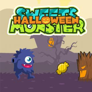 Sweets Monster game