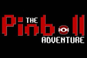 The Pinball Adventure game