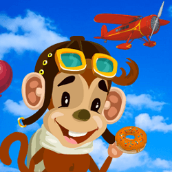 Tommy the Monkey Pilot game