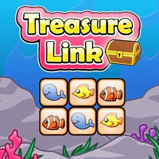 Treasure Link game