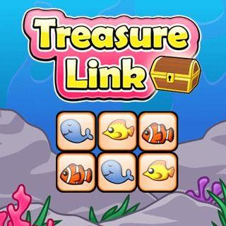 Treasure Link game