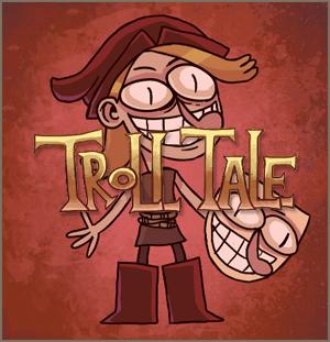 Troll Tale game