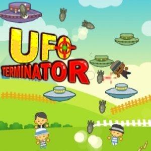 Ufo Terminator game