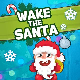 Wake the Santa game