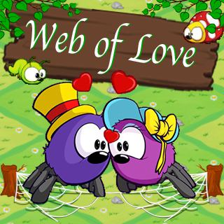 Web Of Love game