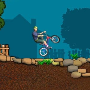 Wheelie King game