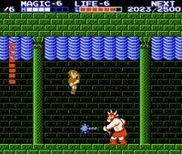 Zelda II: The Adventure of Link game