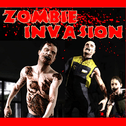 Zombie Invasion game