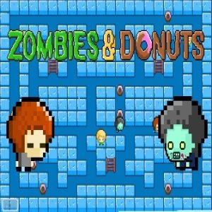 Zombies and Donuts game