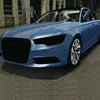 Audi A6 Puzzle game