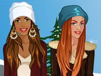 BFF Studio – Winter Walk game