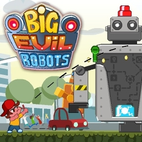 Big Evil Robots game