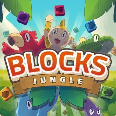 Blocks Jungle game