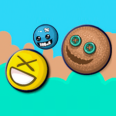 Little Bouncing Guys game