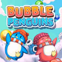 Bubble Penguins game