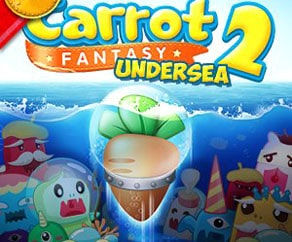 Carrot Fantasy 2: Undersea game