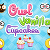 Cooking Trends Owl Vanilla Cupcakes game