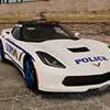 Corvette Police Puzzle game