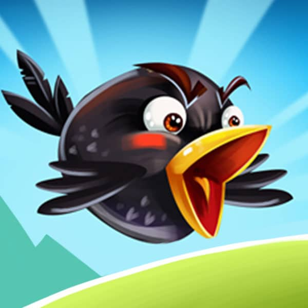 Crazy Birds 2 game