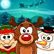Christmas Friends game