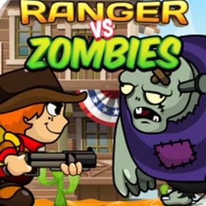 Ranger Vs Zombies game