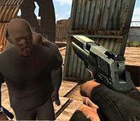 Afghan Survival game