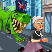 Angry Gran Run London game