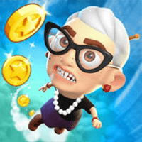 Angry Gran: Up Up and Away game