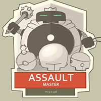 Assault Master game