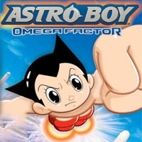 Astro Boy: Omega Factor game