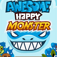 Awesome Happy Monster game