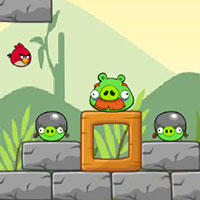 Angry Bird Special Cannon game