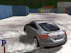 Audi TT RS Drift game