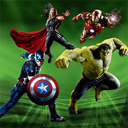 Avengers: Global Chaos game