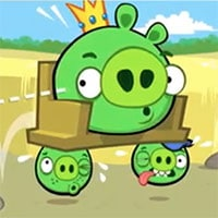 Bad Piggies Online 2018 game