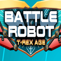 Battle Robot T-Rex Age game
