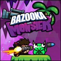 Bazooka and Monster game