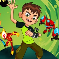 Omnitrix Attack – Ben 10 game