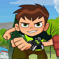 Steam Camp – Ben 10 game