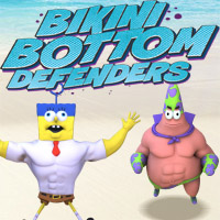 Bikini Bottom Defenders game