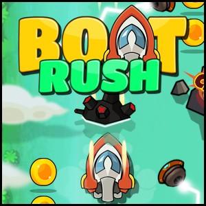 Boat Rush game
