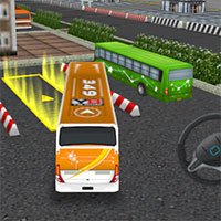 Bus Parking 3D World 2 game