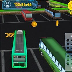 Busman Parking 2 HD game