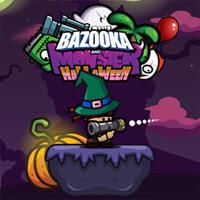 Bazooka and Monster 2 Halloween game