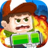 Boss Level Shootout game