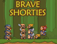 Brave Shorties game